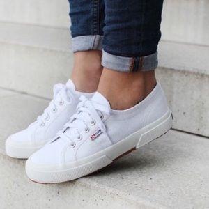Superga Canvas Sneakers